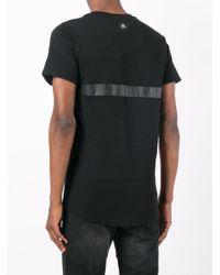 Philipp Plein - Black Print T-shirt for Men - Lyst