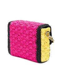Dolce & Gabbana - Multicolor Dg Millennials Small Crossbody Bag - Lyst