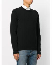 Dolce & Gabbana - Black Classic Jumper for Men - Lyst