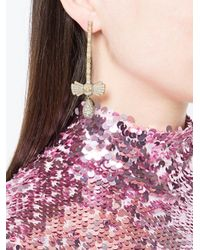 Vivienne Westwood - Metallic Pamela Earrings - Lyst
