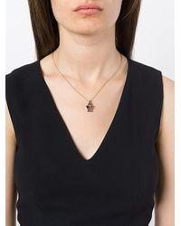 Noor Fares - Metallic Pira Necklace - Lyst