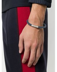 Northskull | Blue Rope Bracelet for Men | Lyst