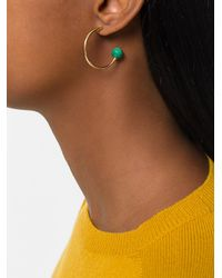 Astley Clarke - Multicolor Ezra Hoop Earrings - Lyst