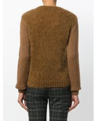 MiH Jeans - Brown Maglione 'dawes' - Lyst