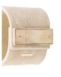 Parts Of 4 - Natural Sistema Bar Bracelet for Men - Lyst