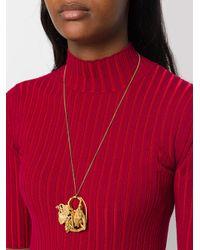 Imogen Belfield - Metallic 'scape' Necklace - Lyst