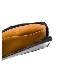 Common Projects - Black Zipped Wallet - Lyst
