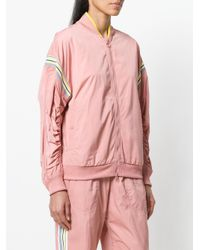 Adidas By Stella McCartney - Pink Training Track Jacket - Lyst