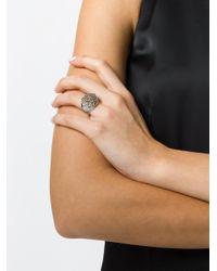 Rosa Maria - Metallic Mina Ring - Lyst