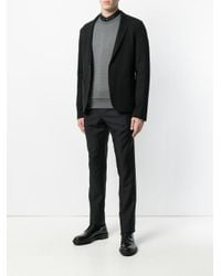 Wooyoungmi - Black Classic Blazer for Men - Lyst