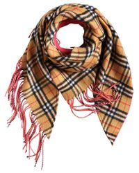 Burberry - Multicolor Brand Check Scarf - Lyst