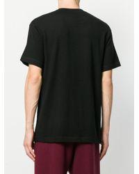Alexander Wang - Black Round Neck T-shirt for Men - Lyst