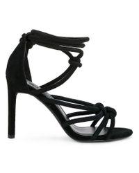 Senso - Black Tahnee Sandals - Lyst