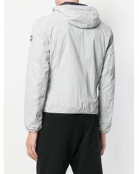 Colmar - Gray Hooded Zip Jacket for Men - Lyst