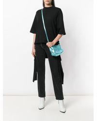 Marsèll - Blue Fantasmino 0106 Crossbody Bag - Lyst