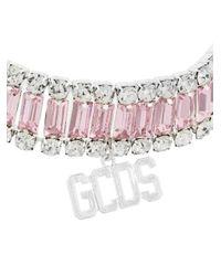 Gcds Pink Gemstone Choker