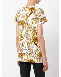 Philipp Plein - White Barok T-shirt - Lyst