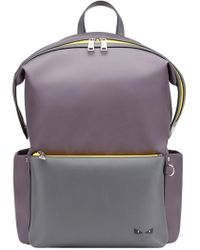 e6598fc6a2f2 Lyst - Fendi Bag Bugs-appliqué Backpack in Gray for Men