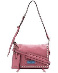 Prada - Multicolor Etiquette Shoulder Bag - Lyst