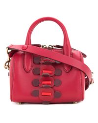 Anya Hindmarch - Red Mini Vere Crossbody Bag - Lyst