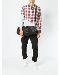 Guidi - Black Oblong Shoulder Bag for Men - Lyst