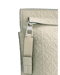 Loewe - Natural - T Pouch - Women - Calf Leather - One Size - Lyst