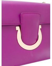 Ferragamo - Multicolor Shoulder Bag - Lyst