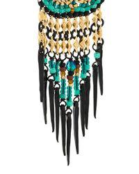 Gas Bijoux - Multicolor Huichol Flores Earrings - Lyst