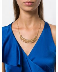 Gas Bijoux - Metallic Grappia Necklace - Lyst