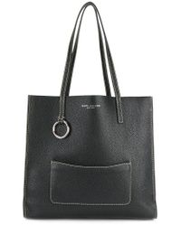 Marc Jacobs - Black The Bold Grind Shopper Tote - Lyst