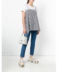 Philippe Model - White Petit Model Shoulder Bag - Lyst