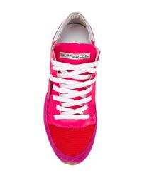 Philippe Model - Pink Tropez Sneakers - Lyst
