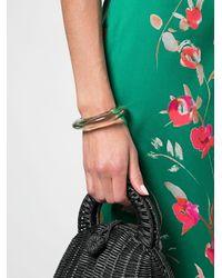 Lizzie Fortunato - Green Ridge Cuff Bracelet - Lyst