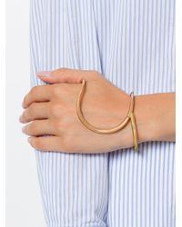 Charlotte Chesnais - Metallic Neo Bond Bracelet - Lyst