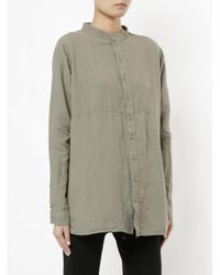 First Aid To The Injured - Green Vervex Shirt - Lyst