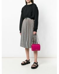 Alexander McQueen Pink Box Bag 19