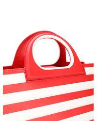 Max Mara - Red Grace Tote Bag - Lyst