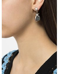 Pamela Love - Metallic Persephone Earrings - Lyst