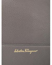 Ferragamo - Gray Amy Backpack - Lyst