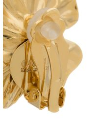 Ca&Lou - Metallic Isaer Crystal Earrings - Lyst