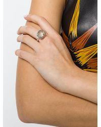 Rosa Maria - Metallic Begum Ring - Lyst