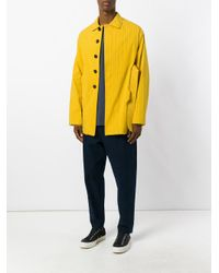 Damir Doma - Yellow Jess Coat for Men - Lyst