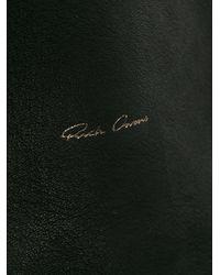 Rick Owens - Black Large Messenger Bag - Lyst