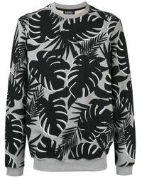 Markus Lupfer   Gray Monstera Judd Sweatshirt for Men   Lyst