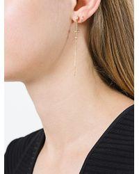 Maria Black | Metallic 'dusk' 18kt Twirl Diamond Earring | Lyst