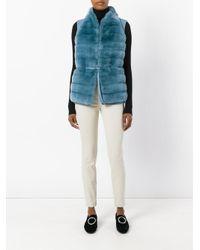 Loro Piana - Natural Slim-fit Trousers - Lyst