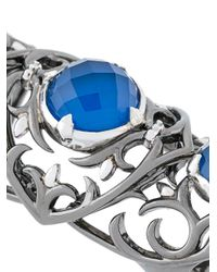 Stephen Webster - Blue Long Finger Ring - Lyst