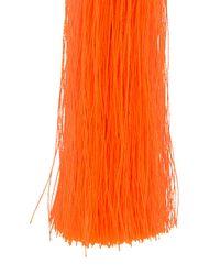 Yuliya Magdych - Orange Oversized Tassel Earrings - Lyst