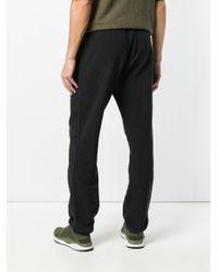 Pantalones de chándal clásicos Yeezy de hombre de color Black