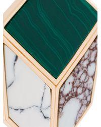 Eshvi - Green Nino Eliava X 'lava' Clip-on Earrings - Lyst